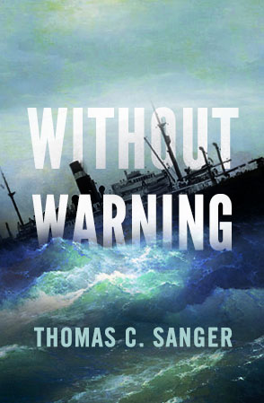 Without Warning by author Thomas C. Sanger - book cover image