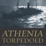 Athenia Torpedoed book cover
