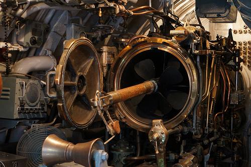 torpedo tube