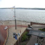 Liverpool's Mersey River