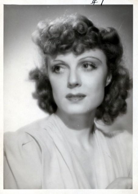 Canadian Actress Judith Evelyn