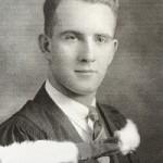 David Jennings, University of Toronto, 1940.  Photo credit: Jennings family photo.