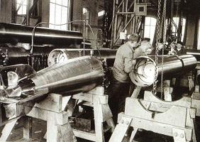 Torpedo mfg