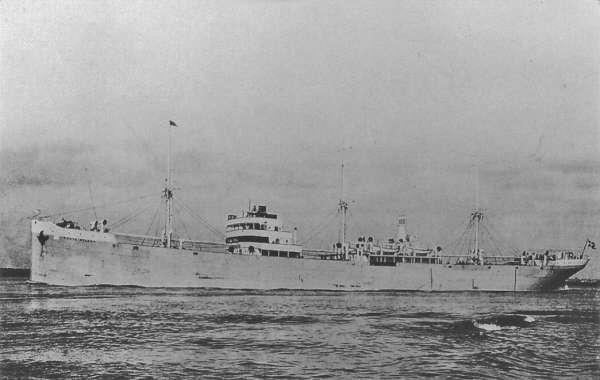 The KNUTE NELSON passenger ship